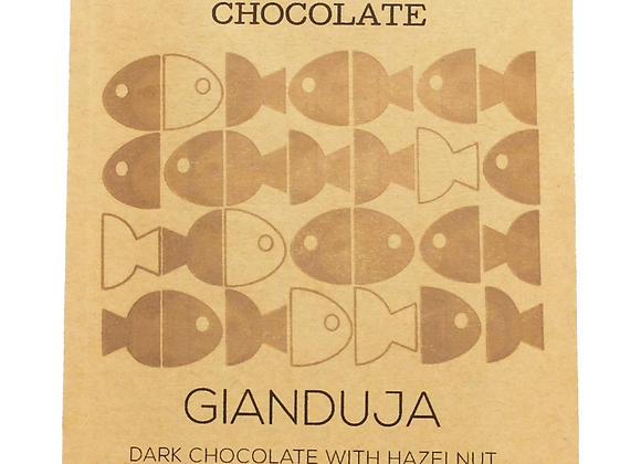 Potomac Chocolate, Being Nuts is Its Own Reward (2.12 oz.)