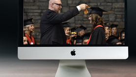 Zooming Out: Virtual Graduation