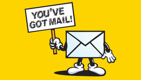 Purchase Administrations to Send More E-Mails about Road Blockings, Gym Construction, and Even More