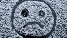 Wintertime Sadness