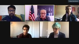 COVID-19 Relief and College: A Discussion with Senator Schumer