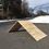 Thumbnail: Dog Agility mini A Frame   Bare Wood Version