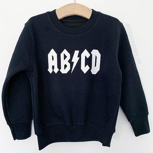 ABCD Sweatshirt