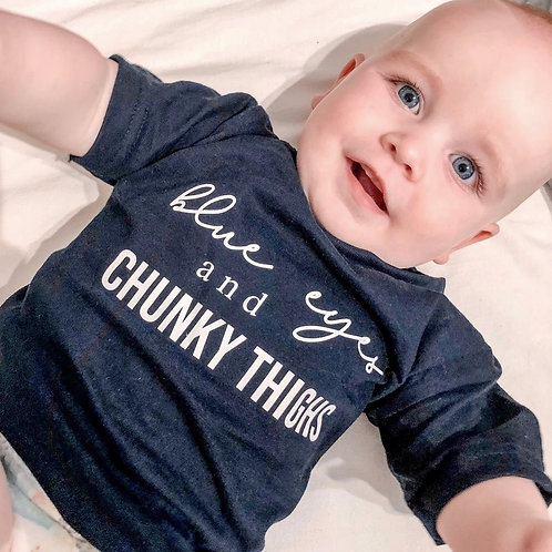 ...Eyes And Chunky Thighs Tee