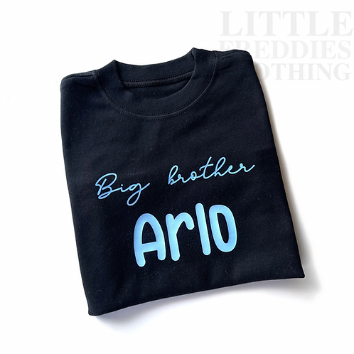 Big/Little Brother/Sister Tee