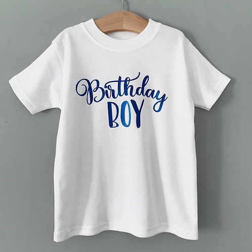 Birthday Boy/Girl Tee