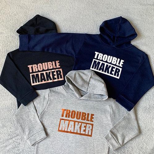 Trouble Maker Children's Hoodie
