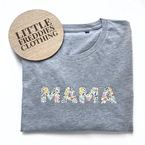 Floral Mama Tee