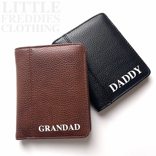 Fathers Day Wallet