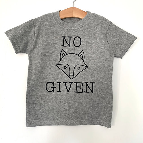 No Fox Given Tee