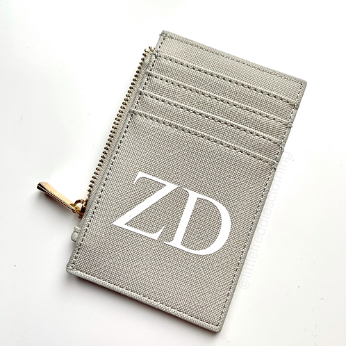 Personalised Card Holder Purse