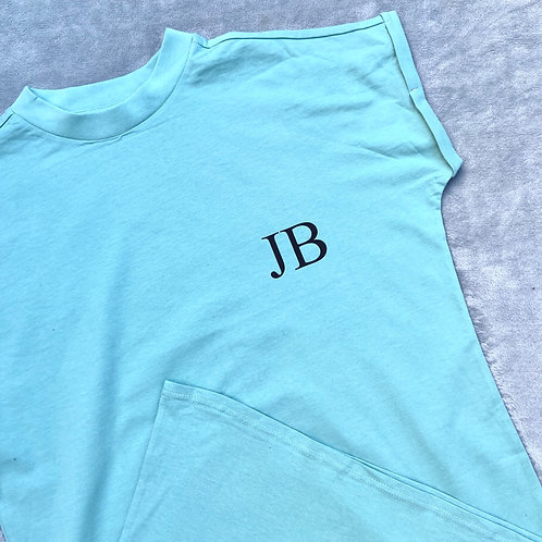 Ladies Initial Tee Dress