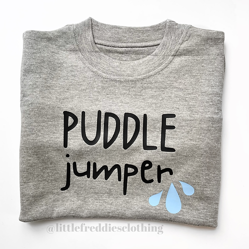 Puddle Jumper Tee