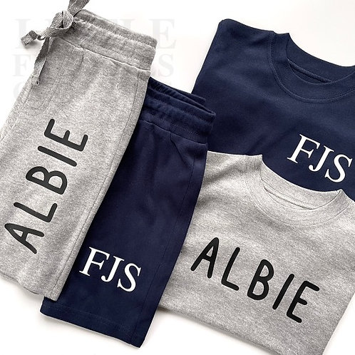 Shorts & Tee Set