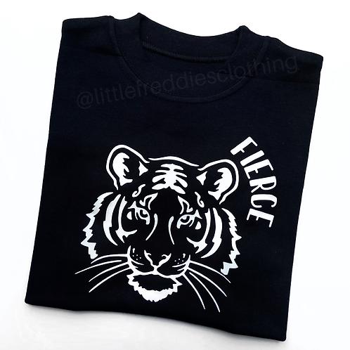 "Tiger ""Fierce"" Tee"