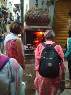 Small Shiv temple