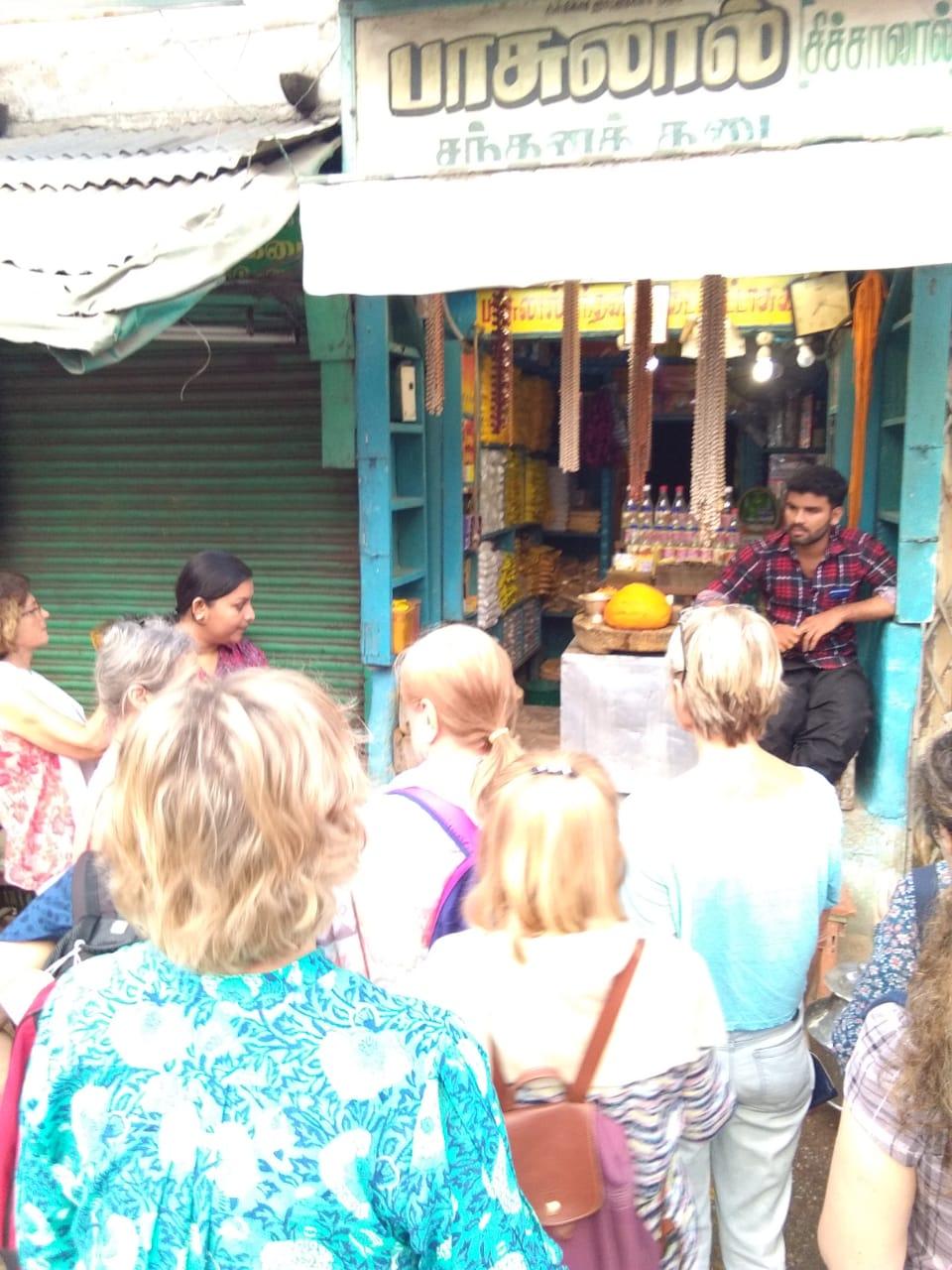Chandan market