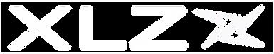 XLZ logo branco