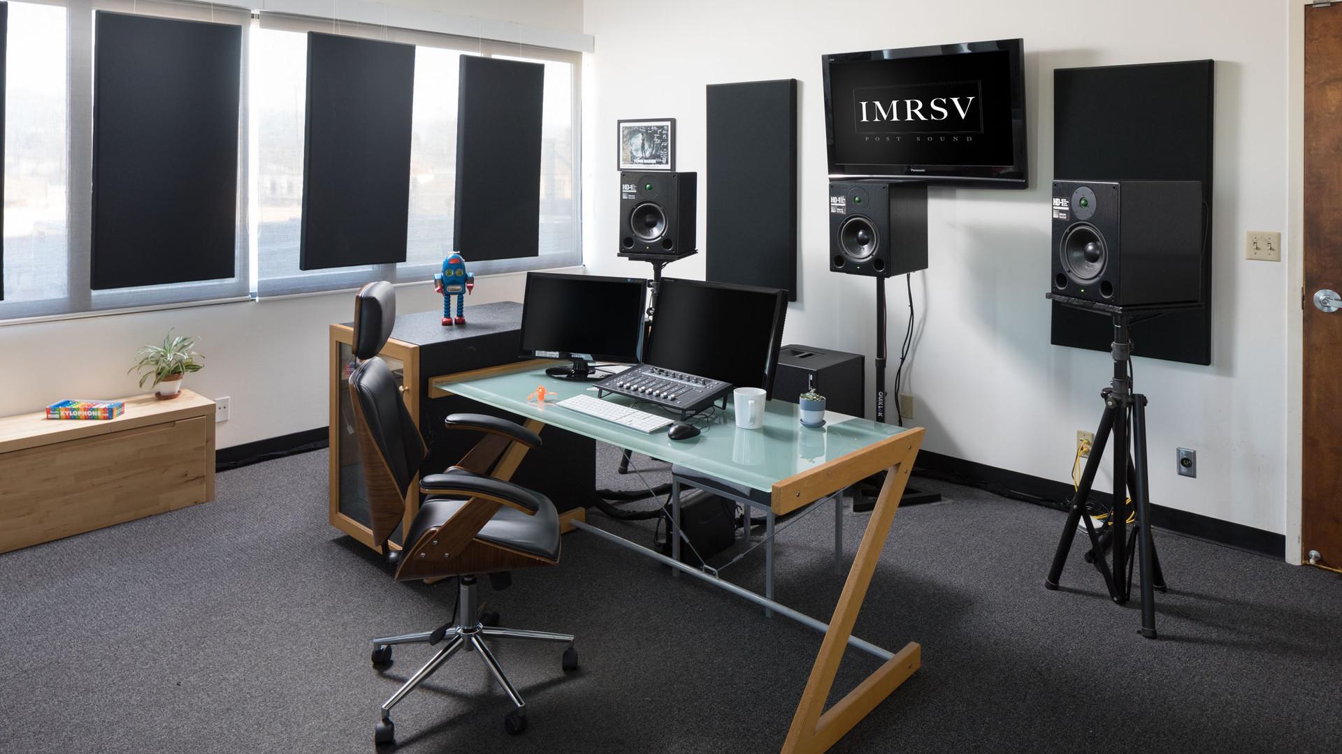IMSRV Sound