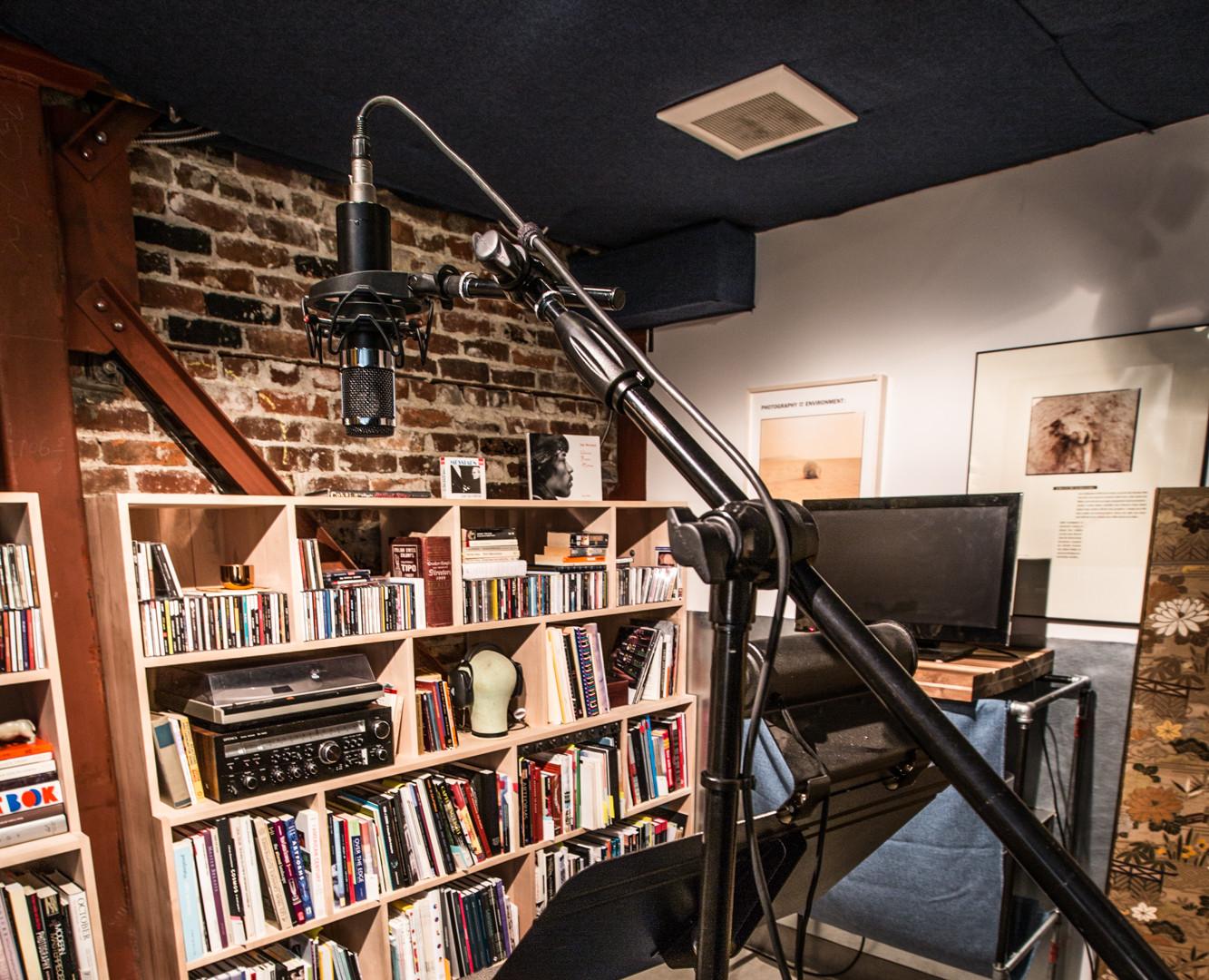 IMRSV Sound VO Booth