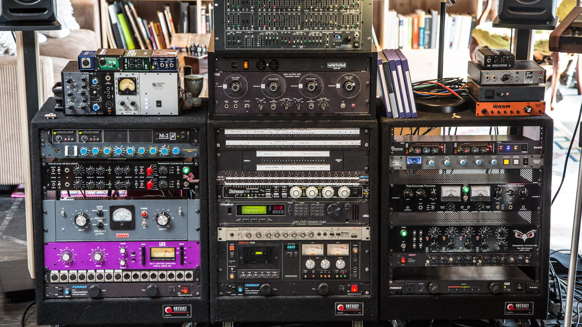 IMRSV Sound