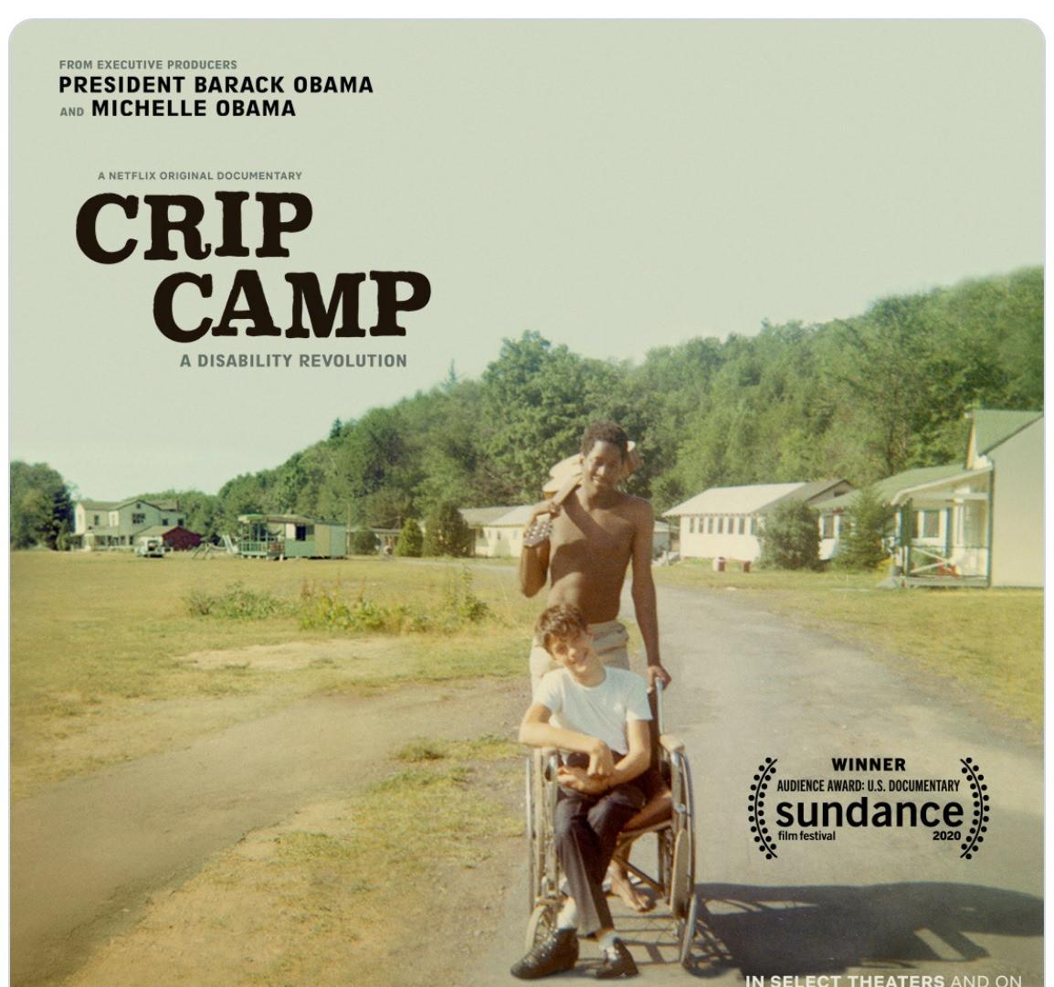 Crip Camp Documentary