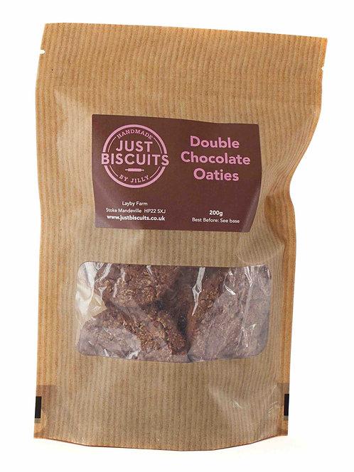 Double Chocolate Oaties