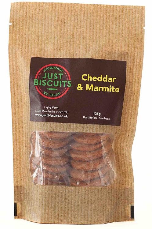 Cheddar & Marmite