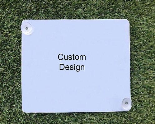 Custom Design Car Sign