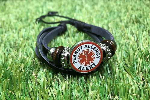 Medical and Allergy Beaded Bracelet