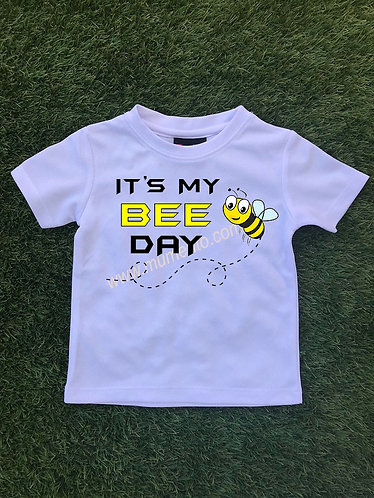 Its my Bee Day - but bee careful
