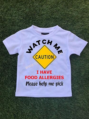 Caution - Watch me