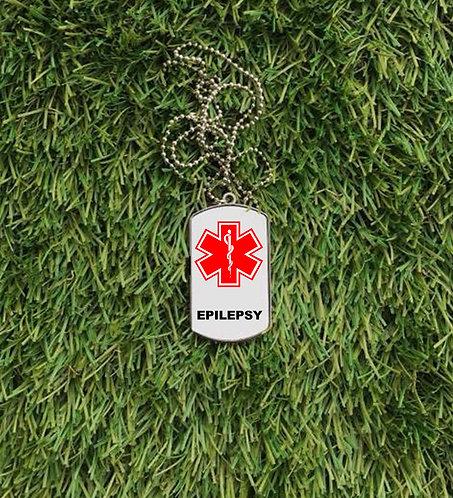 Epilepsy Dog Tag