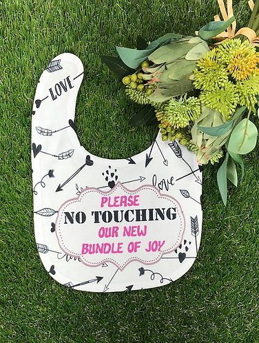 Please no touching - Pink