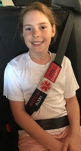 Medical Seat Belt Cover