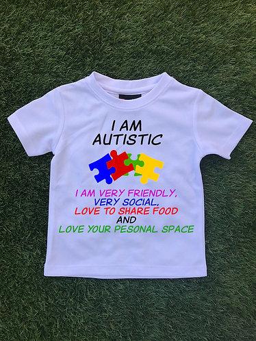 Autistic T-Shirt