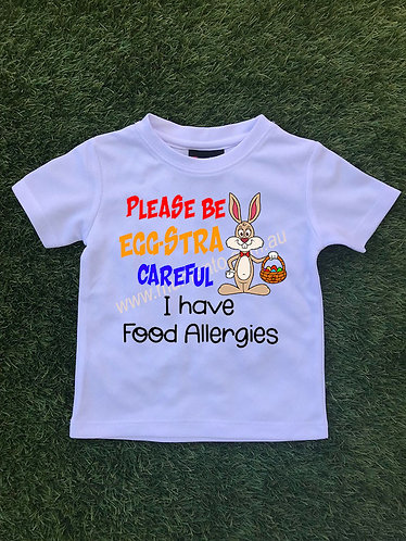Please be eggstra careful