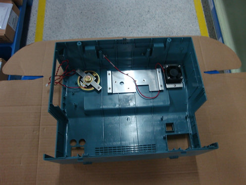 Mindray PM-9000 Rear Cover