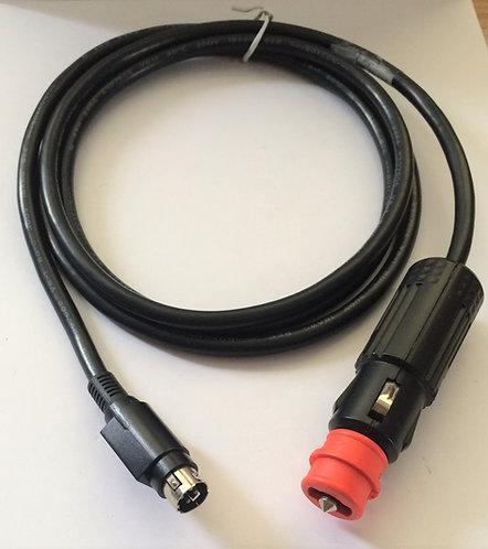 DC power input cable, cigarette-lighter plug