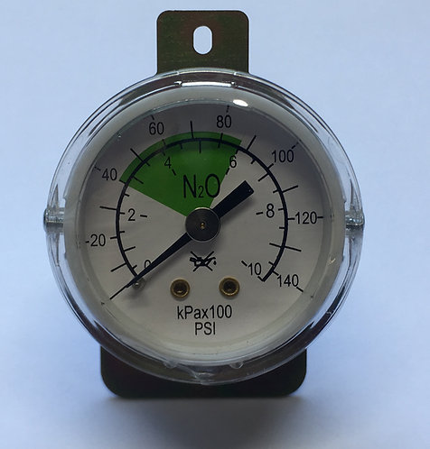 Mindray WATO N2O Pipeline Gauge Maintenance Packet