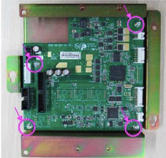 Mindray A7 EFCS Monitor Board
