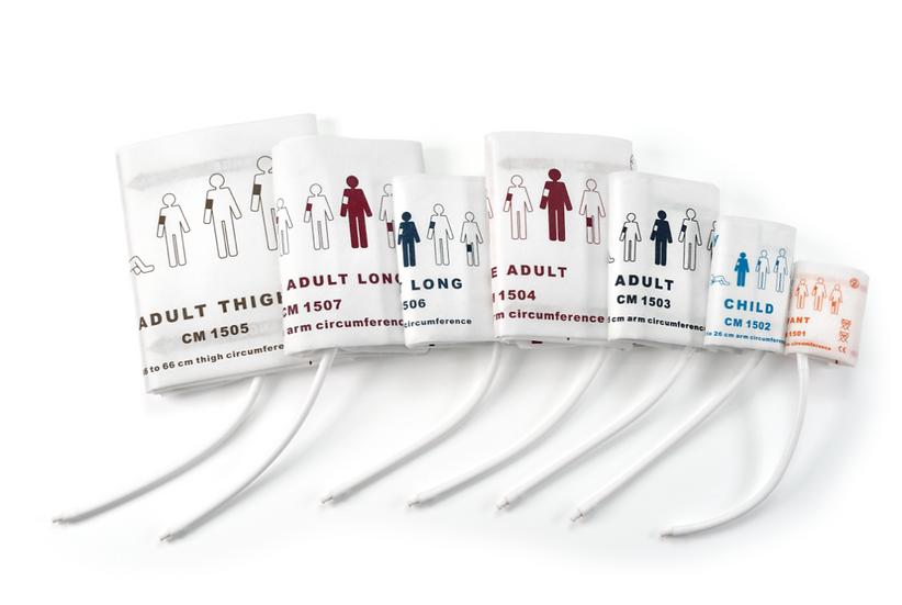 CM1505,Single-patient use cuff, Thigh, 46-66 cm