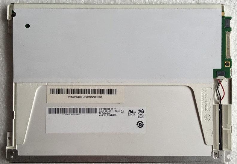 """AUOPTRONICS G084SN03 8.4"""" ENDUSTRIYEL LCD EKRAN"""
