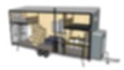 Kahurangi Koinga Tiny House 3D perspecti