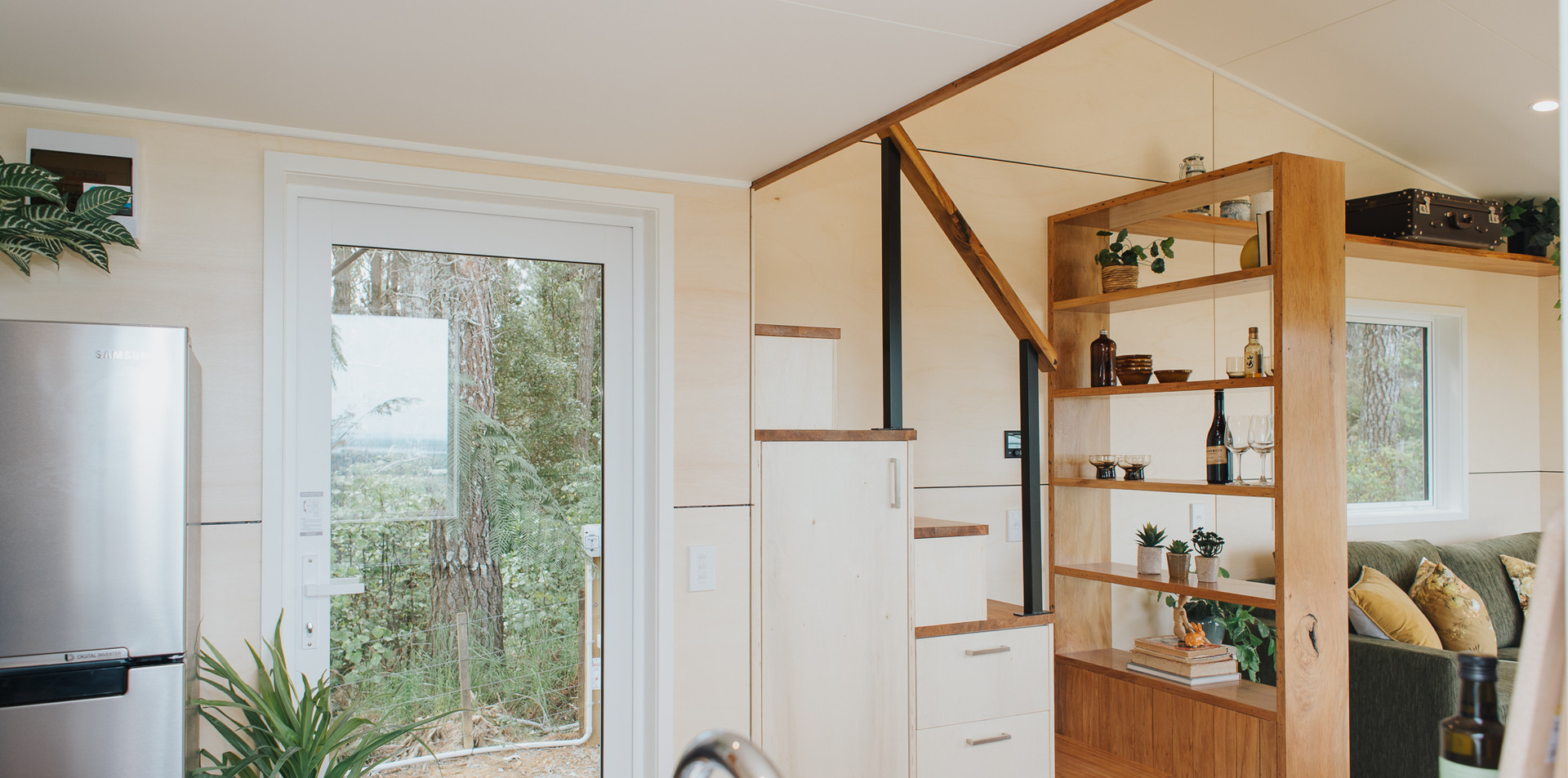 Cherry Picker Tiny House