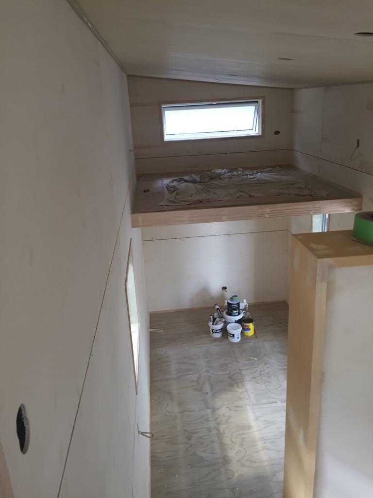 Build Tinys Baxter tiny house