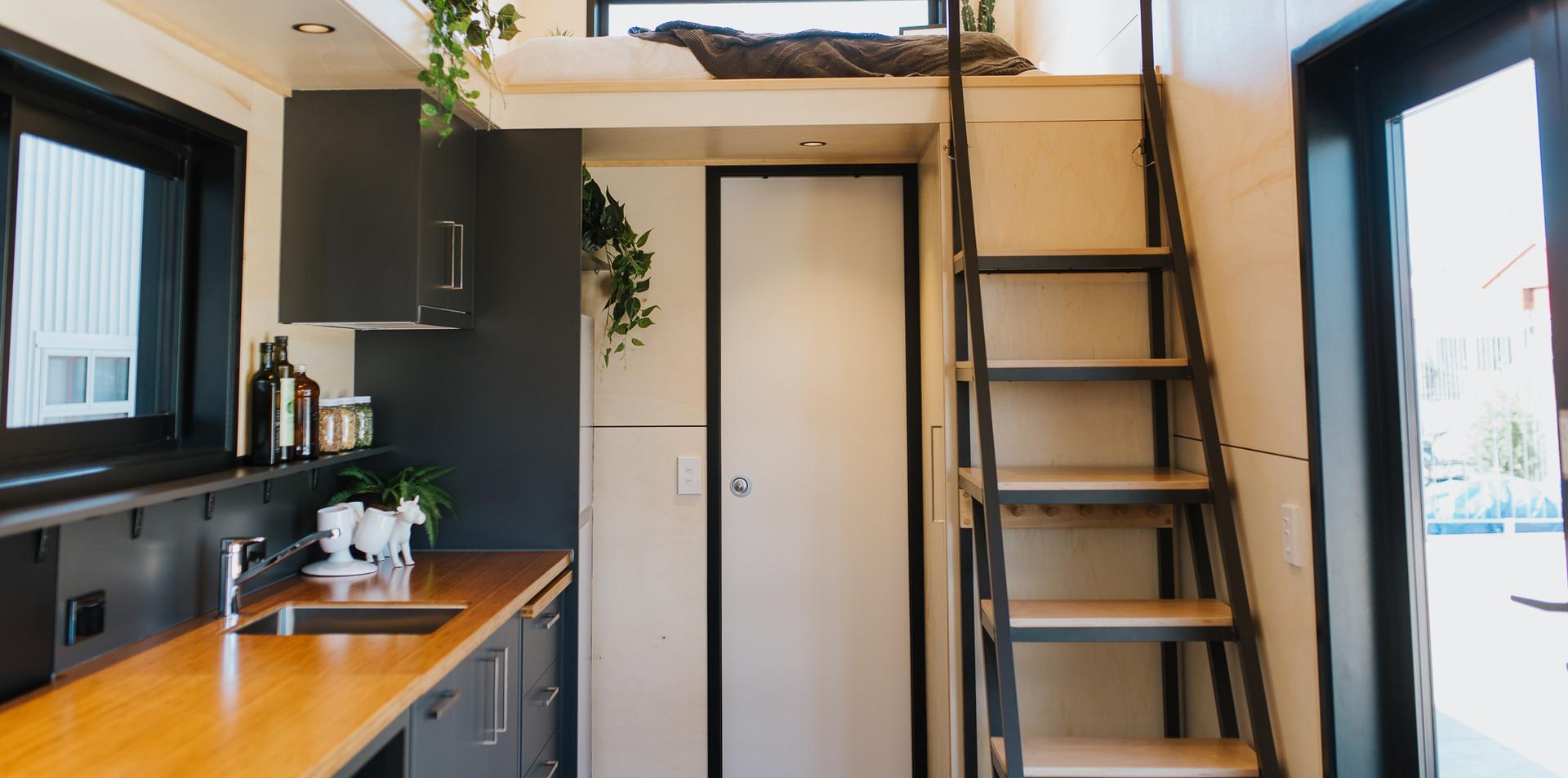'Tiny Tawharau' Tiny House