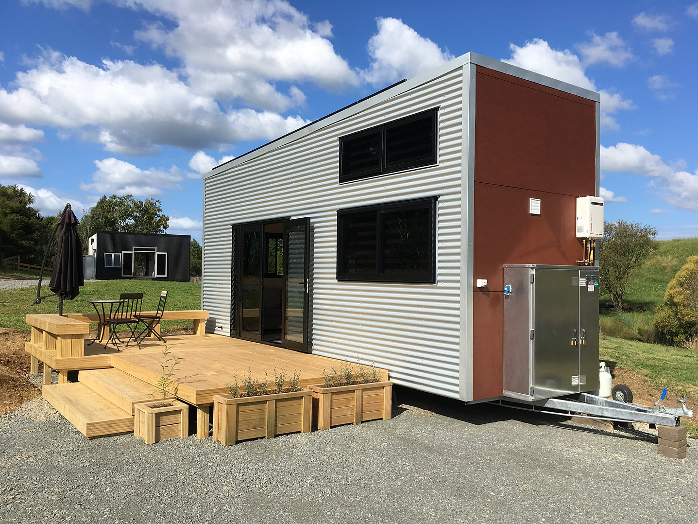 The Boomer Tiny House Build Tiny Katikati NZ