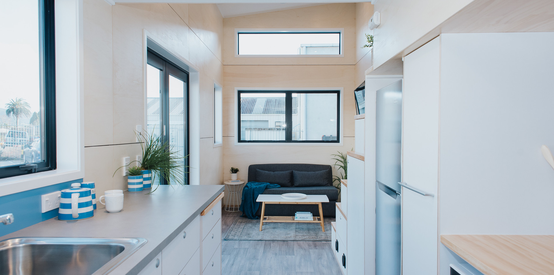 New Beginnings Tiny House