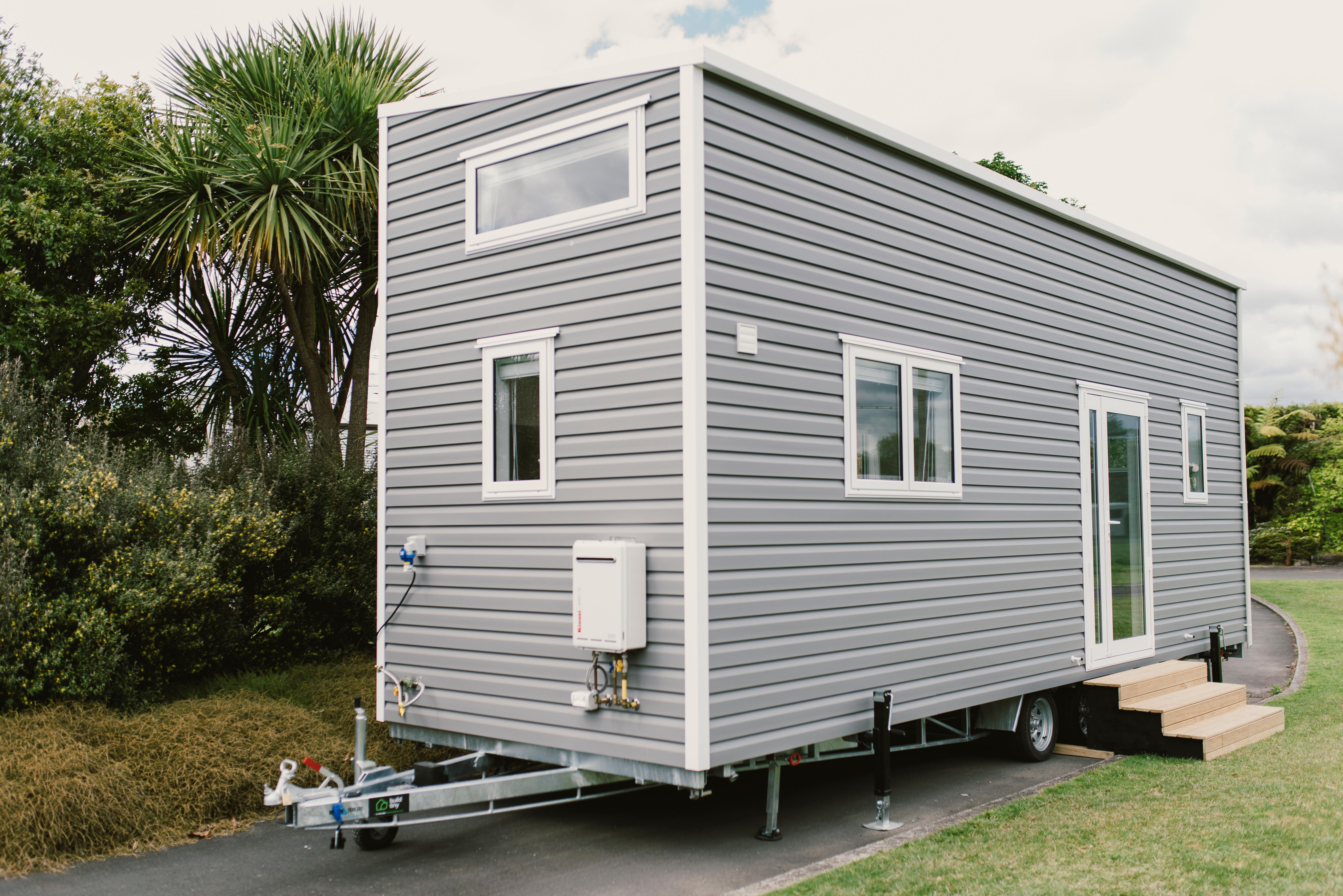 The Archer Tiny House | Build Tiny | Katikati, NZ on 1000 sq ft. small homes, 400 sq ft. small homes, tiny key west homes, busses from tiny homes, tiny pueblo homes, mini custom homes, pod homes,